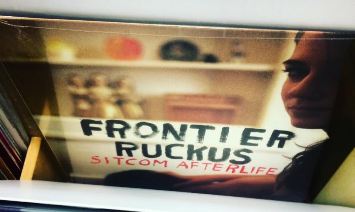FRONTIER RUCKUS – HOME FOR THE HOLIDAYS