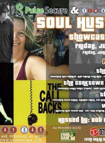 Soul Hustler Showcase Series