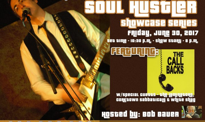 Another Great Pulse Secure Soul Hustler Series Event this Friday Night