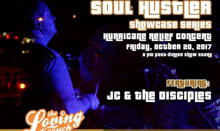 ANOTHER GREAT PULSE SECURE SOUL HUSTLER SHOWCASE FOR HURRICANE RELIEF