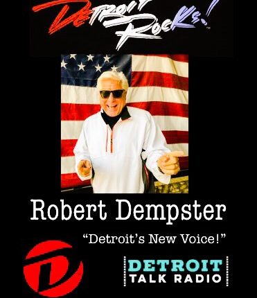 Robert Dempster And His Detroit Rocks Returns to the Airwaves
