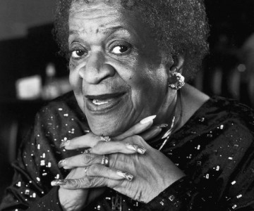 HONORING A LEGEND – DETROIT'S ORIGINAL QUEEN OF THE BLUES: This week marks the one year anniversary of Alberta Adams death