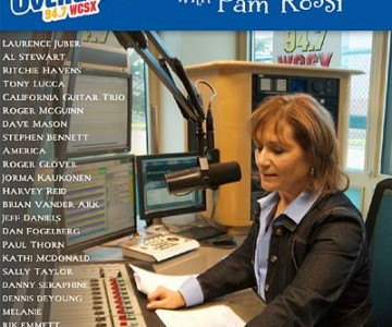 """CLICK HERE TO PURCHASE """"CONVERSATIONS WITH PAM ROSSI"""""""