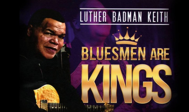 Blues Great Luther Badman Keith Visits The Detroit Music Station Studios