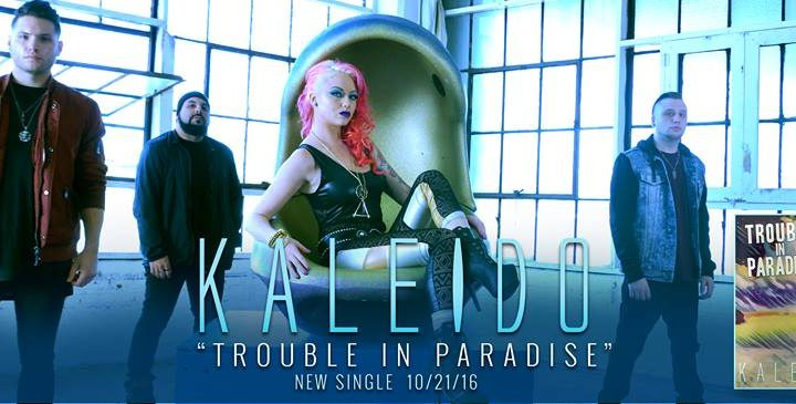 Kaleido's Scope of Work Broadens with New Video and UK Tour