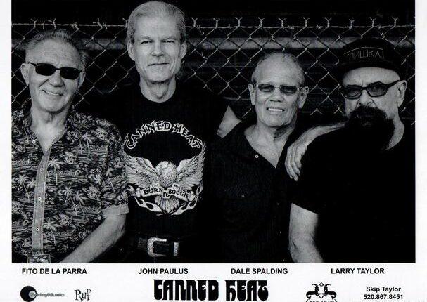 Canned Heat Headlines Detroit's Woodstock 50th Anniversary Celebration